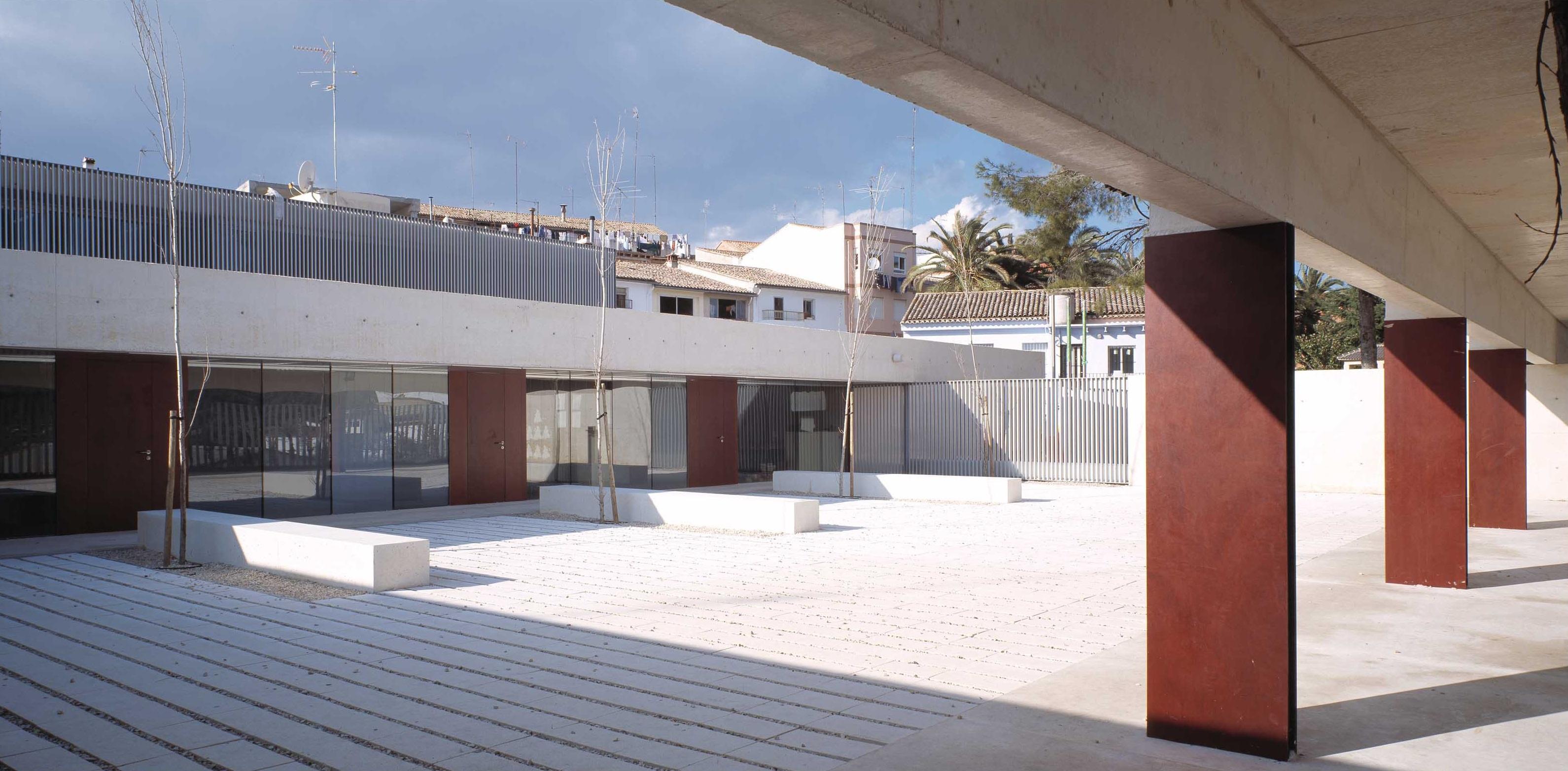 Escolar temcco sistemas y estructuras - Listado arquitectos valencia ...